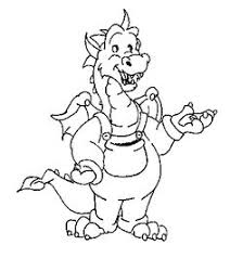 fire fighter 2 cute dragons color dragons