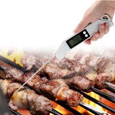 sonde de temperature cuisine électronique numérique thermomètre instruments densimètre viande