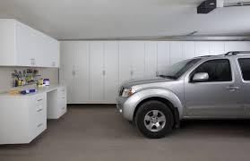 Garage Wall Organizer Grid System - garage storage ideas garage contemporary with storage bins storage
