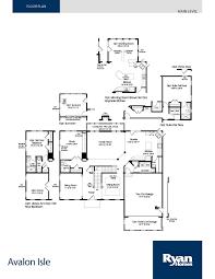 ryan homes avalon floor plan building a ryan home avalon the