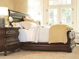 bedroom king size sleigh bed and mattress sleigh bed king from