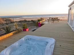chambre avec spa privatif normandie cing 5 étoiles manche normandie surf cing le ranch