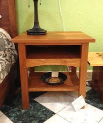 Cherry End Tables Cherry Shaker End Table Boulder Furniture Arts