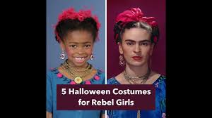 5 Halloween Costumes For Rebel Girls Youtube