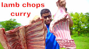 best lamb meat cooking in wild lamb chops curry recipe