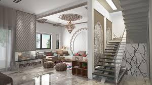 Moroccan Interior By Amine El Hammoumi Design D CGSociety - Modern moroccan interior design