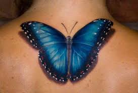 beautiful butterfly tattoos inked magazine