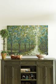 Hangart by 4 Ways To Hang Art Above A Console How To Decorate