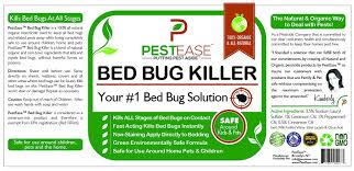 What Kills Bed Bugs For Good Amazon Com Bed Bug Killer All Natural U0026 Organic Fastest