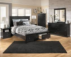 Ashton Bedroom Furniture by Captivating Upholstered Leather Headboard And Neutral Bedding Idea