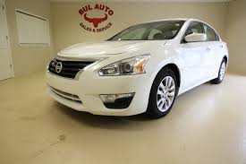 nissan altima 2013 trim levels 2013 nissan altima 2 5 diamond white very clean stock 15101 for
