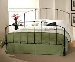 Iron Bed Frames King King Iron Bed Frame Rutherford Bed Charles P Rogers Beds Direct