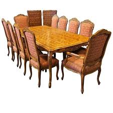 fremarc designs custom dining set with parquetry top table for
