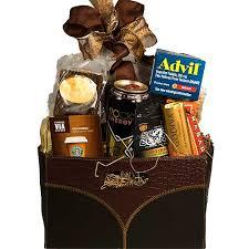 food gift baskets survival gift basket stress relief gifts basket bar care