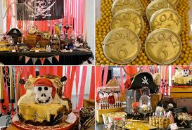 pirate birthday party kara s party ideas pirate boy captain sparrow 6th birthday