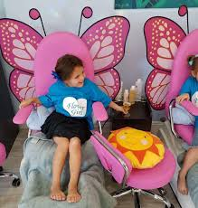 kid friendly nail salons in southern california