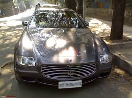 maserati india exclusive pics black maserati granturismo in mumbai edit a