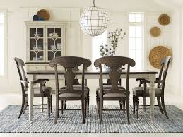 Legacy Dining Room Furniture Brookhaven Leg Table