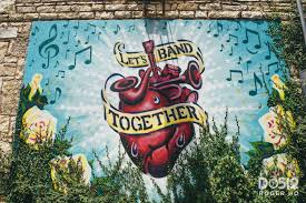 Mural Wall Art by Some Of Our Favorite Street Art In Austin