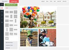 fotor photo editor template collage this site lets you create