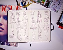 9 best the fashion sketch book images on pinterest fashion