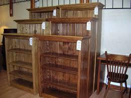 Bookcase Pine Bookcase 4 Foot Wide Bookcase 4 Ft Tall Bookshelf Pine Bookcase