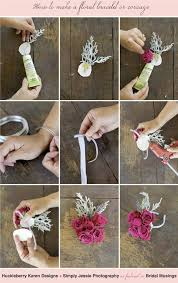 how to make wrist corsage how to make a floral bracelet wrist corsage bridal musings