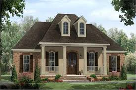open country floor plans french country acadian style house plans home design open floor