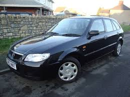 2002 mazda 323 estate 1 3 new mot in barry vale of glamorgan