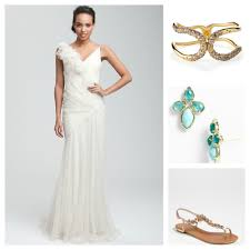what to wear for a backyard wedding