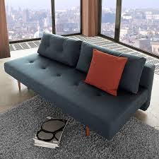 buy innovation recast sofa bed with sprung mattress