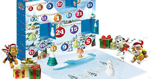 amazon u0026 kmart paw patrol advent calendar 24 99 u2013 hip2save