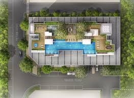 18 Woodsville Floor Plan by The Citron Marne Road Latest New Launch Singapore Property