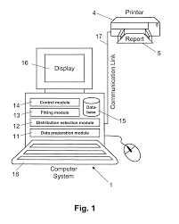 patent us8290793 method and system for determining a risk of patent drawing
