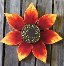 wood flowers wood sunflower woodworking sunflowers woods and craft