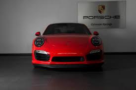 porsche 2017 960 2016 porsche 911 turbo s for sale in colorado springs co p2734b