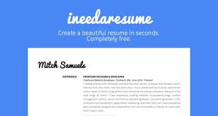 Online Resume Creator by The 25 Best Free Online Resume Builder Ideas On Pinterest