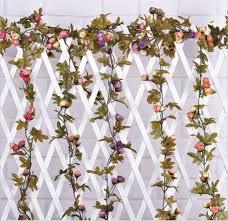 online get cheap fake flower vines aliexpress com alibaba group