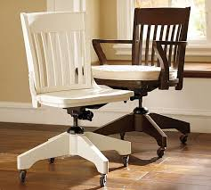 Office Task Chairs Design Ideas The Most White Wood Office Chair Home Design Intended For White