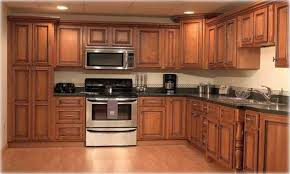 oak wood black amesbury door high end kitchen cabinets backsplash