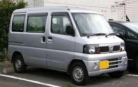 nissan van 2007 file nissan clipper van jpg wikimedia commons