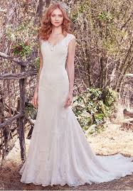 maggie sottero arlyn wedding dress the knot