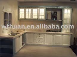 american standard pvc kitchen cabinet with high quality and