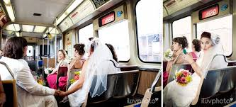 Wedding Photographers Chicago 021 City Wedding Photography Chicago Cta Train 36 1379469582