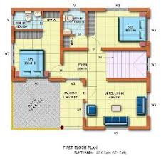 2 bhk house plans 30x40 house design plans