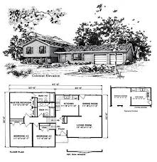 how to decorate a tri level home beautiful tri level house plans 8 1970s tri level home plans