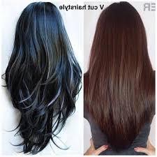 v cut layered hair photo gallery of long hairstyles v cut viewing 9 of 15 photos