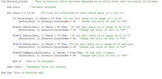 excel vba programming vba for beginners