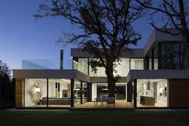 Home Design Architecture Homes Built Around Trees 13 Creative Examples
