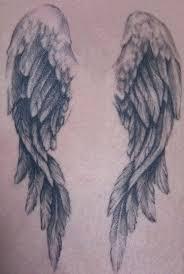 funny wings tattoo 2 wings shoulder tattoo on tattoochief com